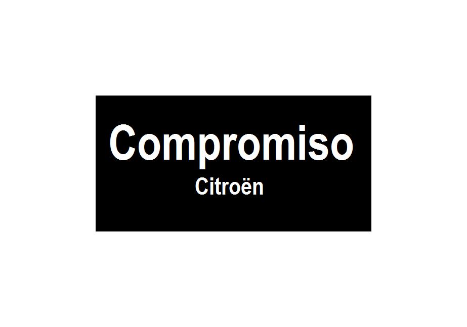 Compromiso Citröen Cosersa